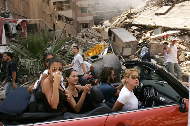 Beirut Residents Continue to Flock to Southern Neighborhoods